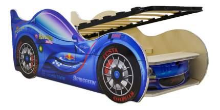 Кровать Vivera СпортКар 270х150 синяя
