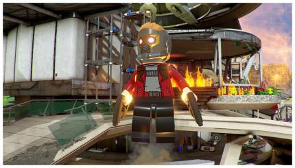 Игра LEGO Marvel Super Heroes 2 для PlayStation 4