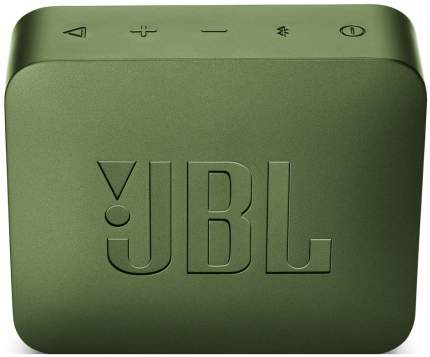 Беспроводная акустика JBL Go 2 Green (JBLGO2GRN)
