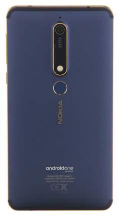 Смартфон Nokia 6.1 32Gb Blue