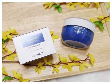 Защитный крем для лицаThe Saem Anti-Dust Defence Cream, 50 мл