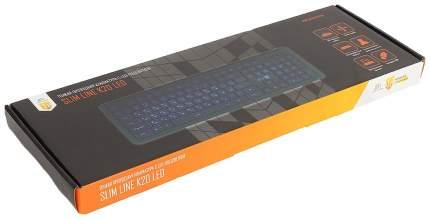 Клавиатура Jet.A K20 LED Black