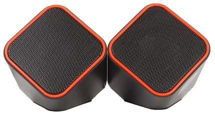Колонки компьютерные BBK CA-198S Черный 2x3 Вт