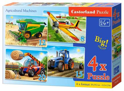 Пазлы Castorland Сельхозтранспорт B-041039