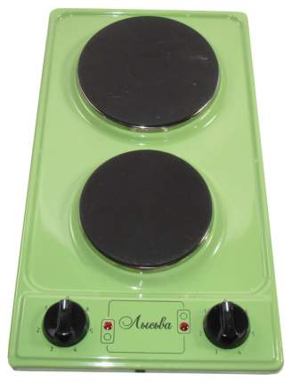 Настольная электрическая плитка Лысьва ЭПБ 22 Green
