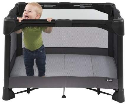 Манеж-кровать 4moms Breeze Plus черный