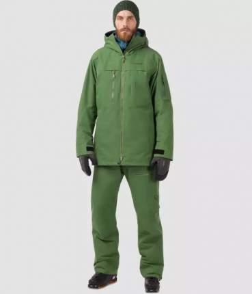 Спортивная куртка мужская Norrona Roldal Gore-Tex Primaloft, olive night, L