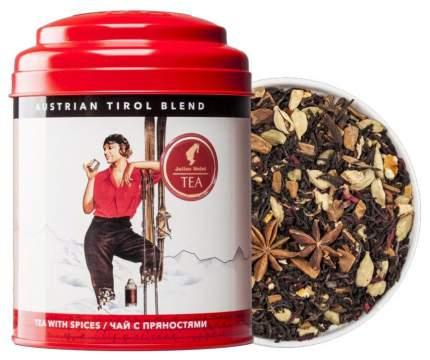 Чай черный Julius Meinl jägertee с пряностями листовой тирольский бленд 100 г