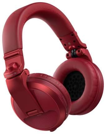 Беспроводные наушники Pioneer HDJ-X5BT Red