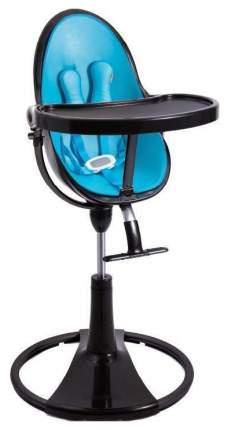 Стульчик для кормления Bloom Fresco Chrome Noir черный, голубой