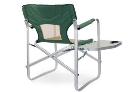Кресло Larsen Camp FC-12 зеленое/бежевое