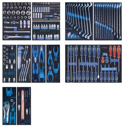 Набор столярно-слесарного инструмента KING TONY 934-235MRV