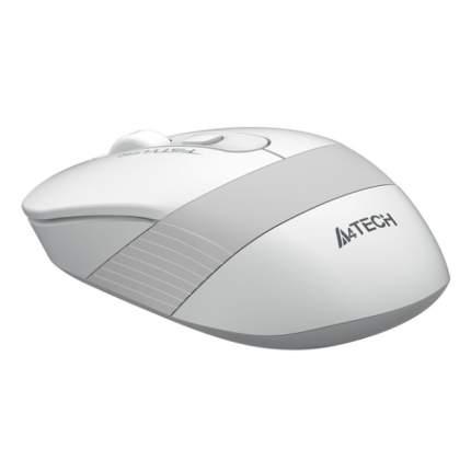 Проводная мышка A4Tech FStyler FM10 White/Grey