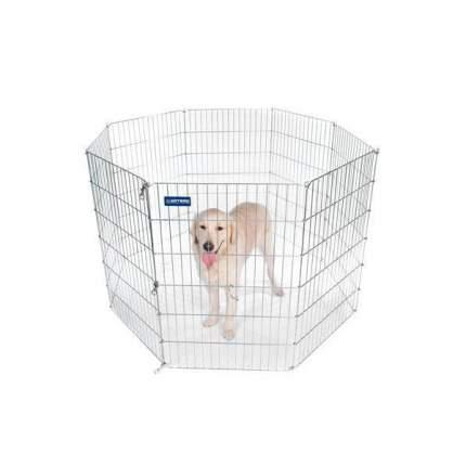 Вольер металлический для животных Artero 60х60 см, 8 секций