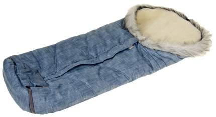 Конверт для санок, джинсовый