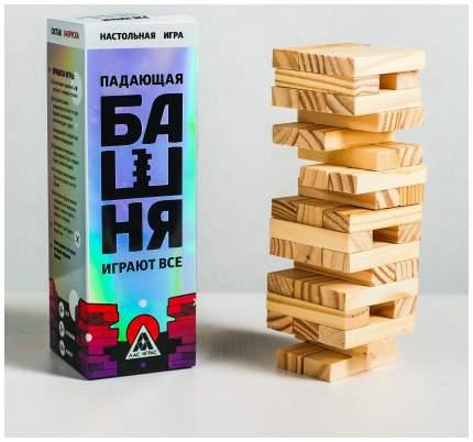 """Настольная игра """"Падающая башня. Играют все"""" ЛАС ИГРАС"""