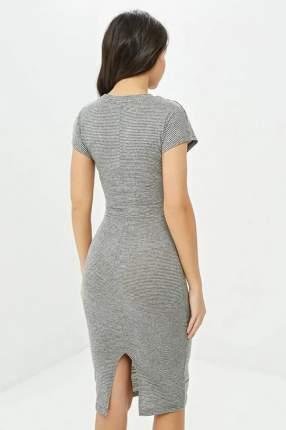 Платье женское Modis m191s00268 серое S
