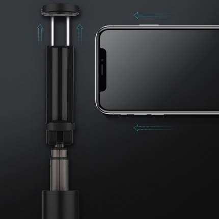 Монопод Momax Selfie Light KM12 (Black)