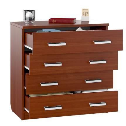 Комод Мебельный Двор К-10 80х43х81 см, яблоня