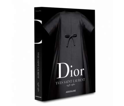 Книга Dior by Yves Saint Laurent