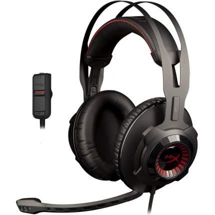 Игровые наушники HyperX Cloud Revolver Gaming Headset - Black