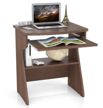 Стойка для ноутбука Мебельный Двор СК-1 мокко, столешница из МДФ, 67х55х75 см.