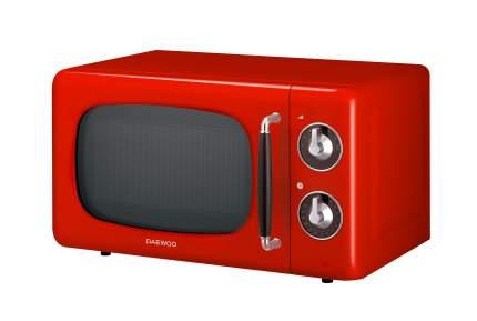 Микроволновая печь соло Daewoo KOR-6697R Red