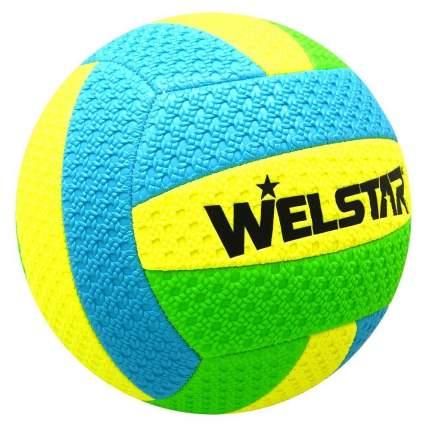 Волейбольный мяч Welstar VMPVC4372B №5 green