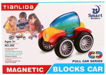 Конструктор junfa toys tianlida машинка 126890-tn