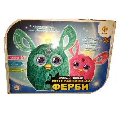 Интерактивная игрушка Ферби Furby 20 см бирюзовый