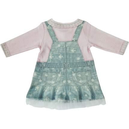 Платье Папитто Fashion Jeans с длинным рукавом р.24-80, 577-07