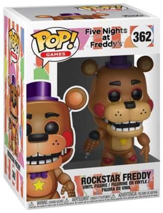 Фигурка Funko POP! Games: Five Nights at Freddy's: Pizzeria Simulator Rockstar Freddy