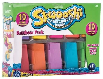 Паста для лепки Skwooshi S30012 Разноцветный