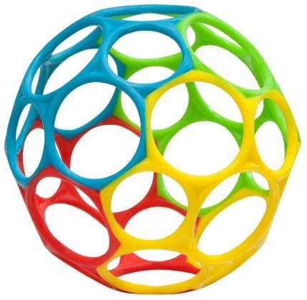Мячик детский Oball 81024 Разноцветный