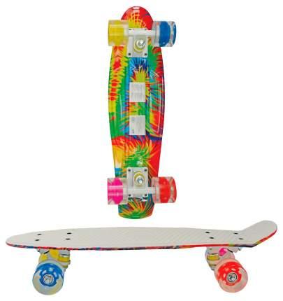 Детский скейтборд Navigator Т59501 Синий, красный