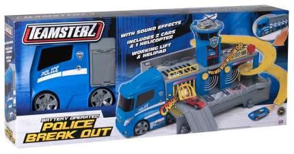 Автотрек HTI Полицейский грузовик
