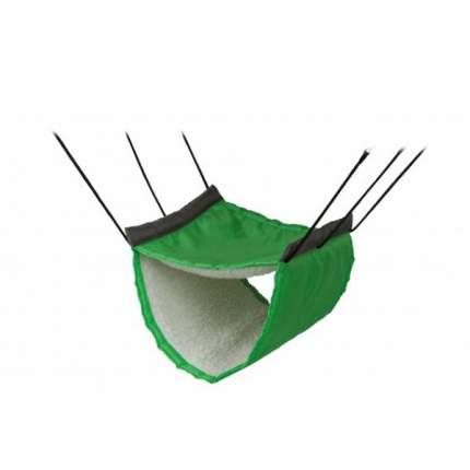 Гамак для крыс, мышей, хорьков TRIXIE искусственный мех, нейлон 15x22см в ассортименте