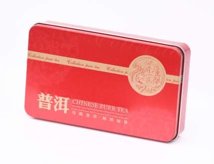 Китайский чай из трех сортов пуэра