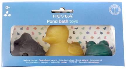 Набор игрушек для ванной Hevea Pond