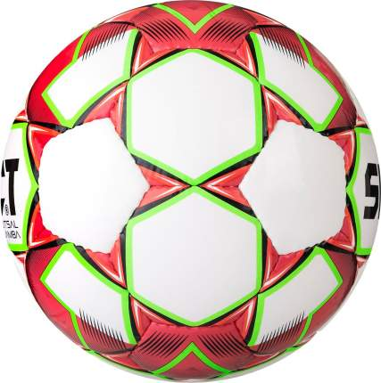 Футзальный мяч Select Samba №4 white/red/green