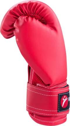 Боксерские перчатки детские Rusco Sport красные 4 унции