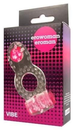 Эрекционное кольцо Erowoman-Eroman прозрачный
