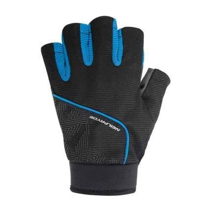 Гидроперчатки унисекс NeilPryde 2020 Half Finger Amara Glove, C1 black/blue, L