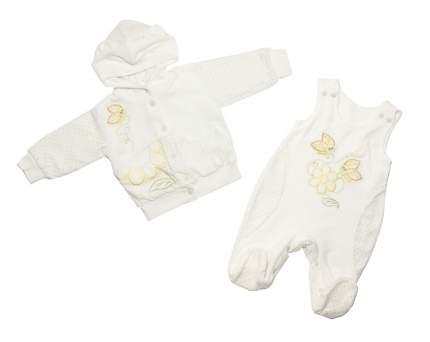 Комплект одежды Осьминожка 518-234В-20/62 белый р.62