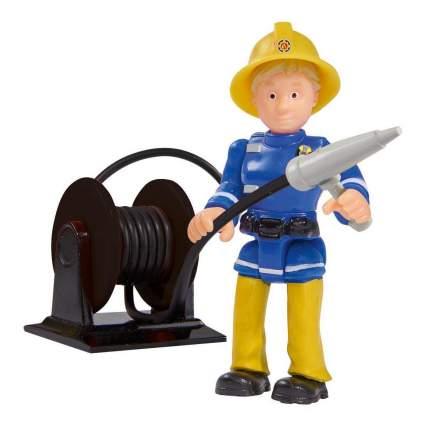 Пожарная машина + 2 фигурки Simba Пожарный сэм