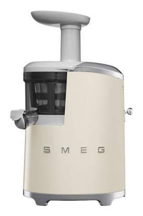 Соковыжималка шнековая Smeg SJF01CREU beige