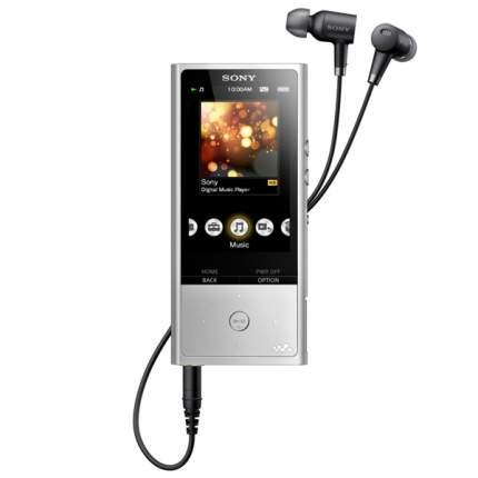Портативный медиаплеер премиум Sony NW-ZX100HNSM