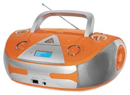 Магнитола BBK BX325U Оранжевый