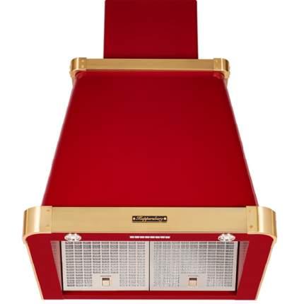 Вытяжка купольная KUPPERSBERG V 639 BOR Red/Brown