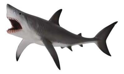Фигурка collecta акула большая белая (xl)